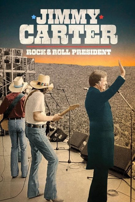 Jimmy Carter: Rock And Roll President