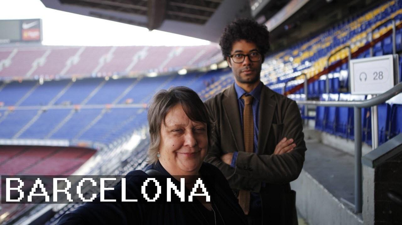 S1 E1: Barcelona