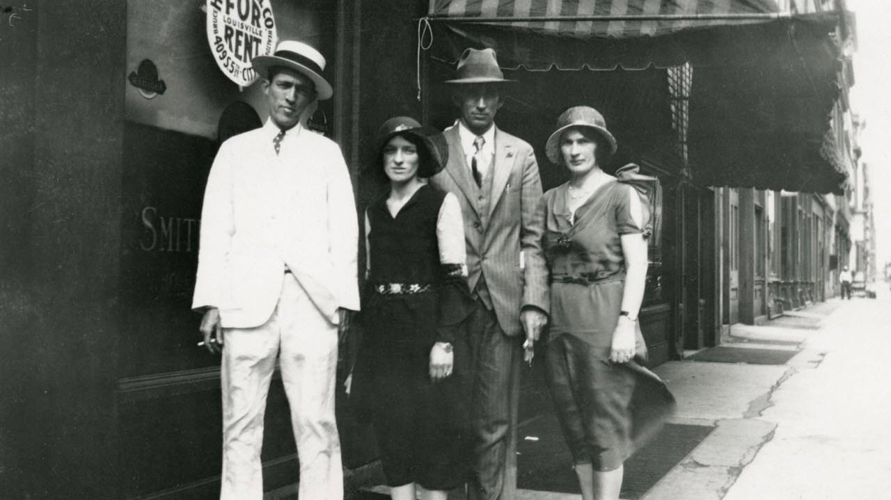 S1 E1: The Rub (Beginnings - 1933)