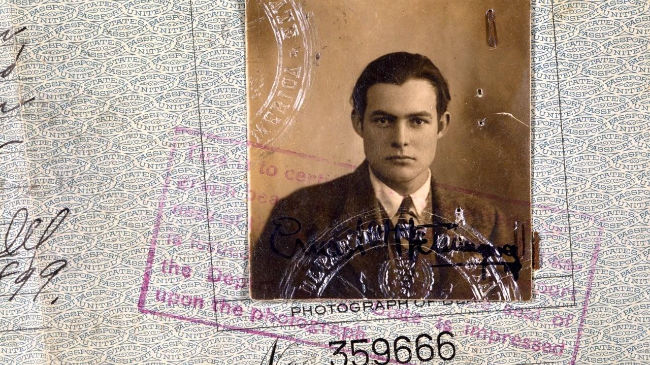 S1 E1: A Writer (1899-1929)