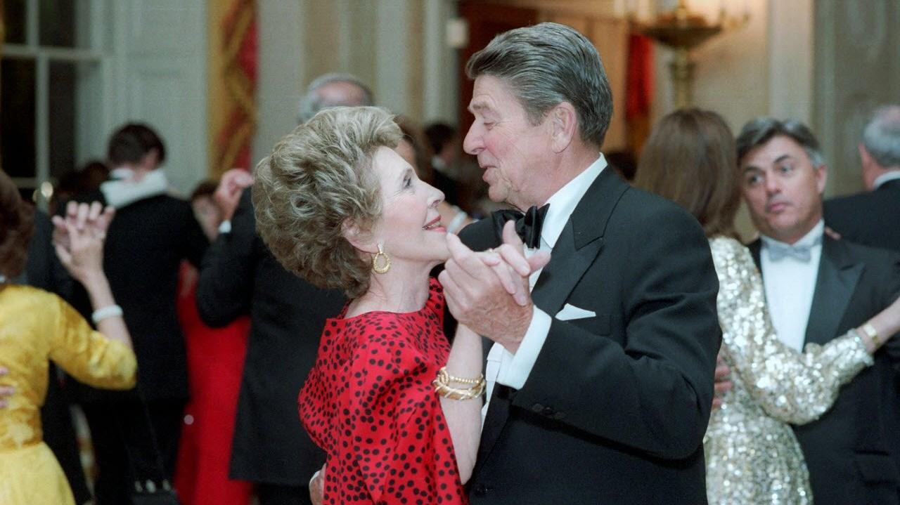 S1 E1: Nancy Reagan
