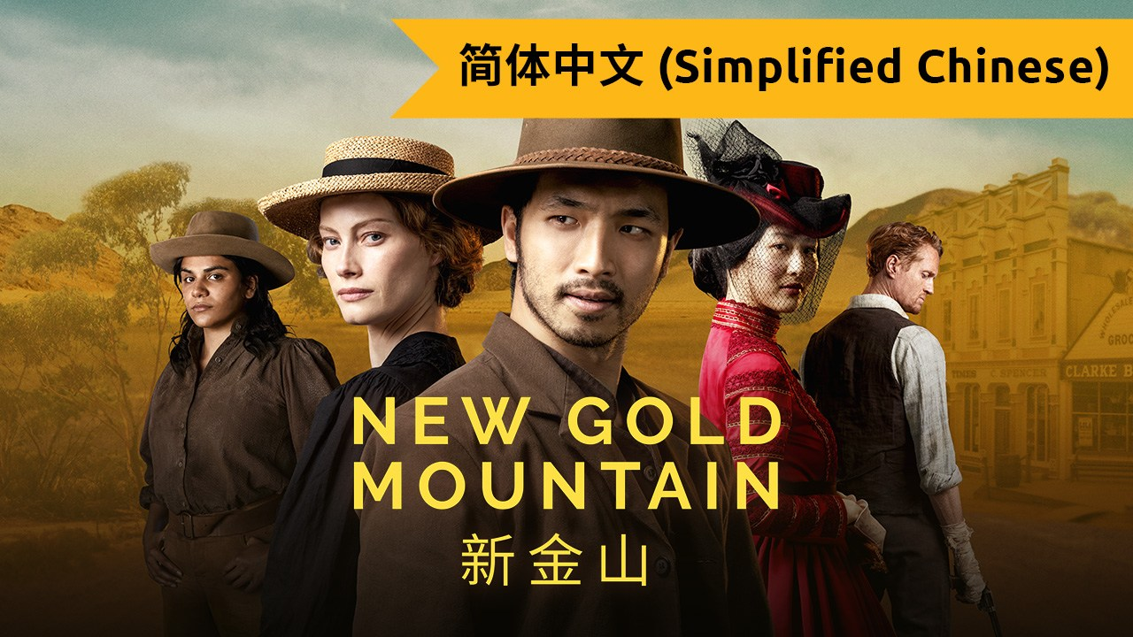 New Gold Mountain (Simplified Chinese)