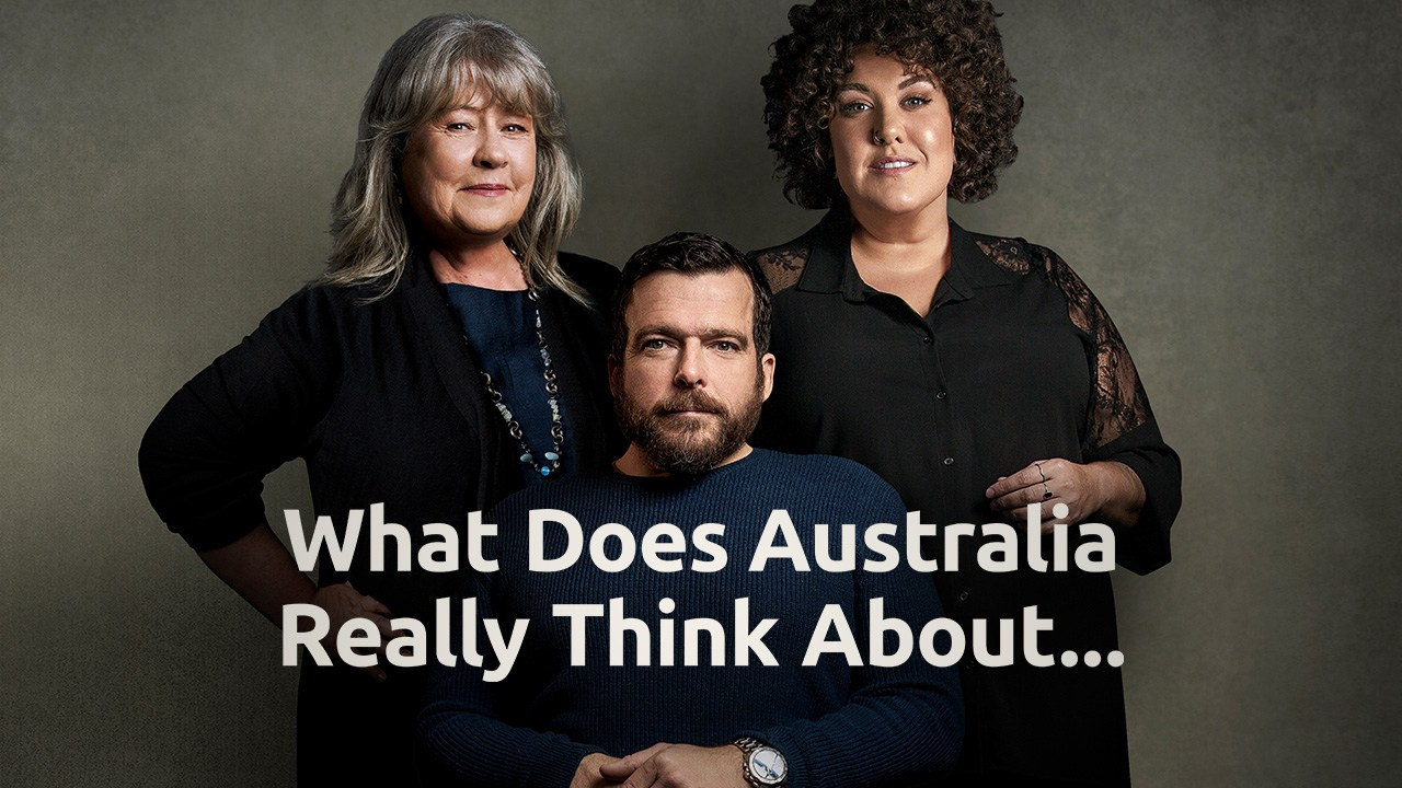 What Does Australia Really Think About...