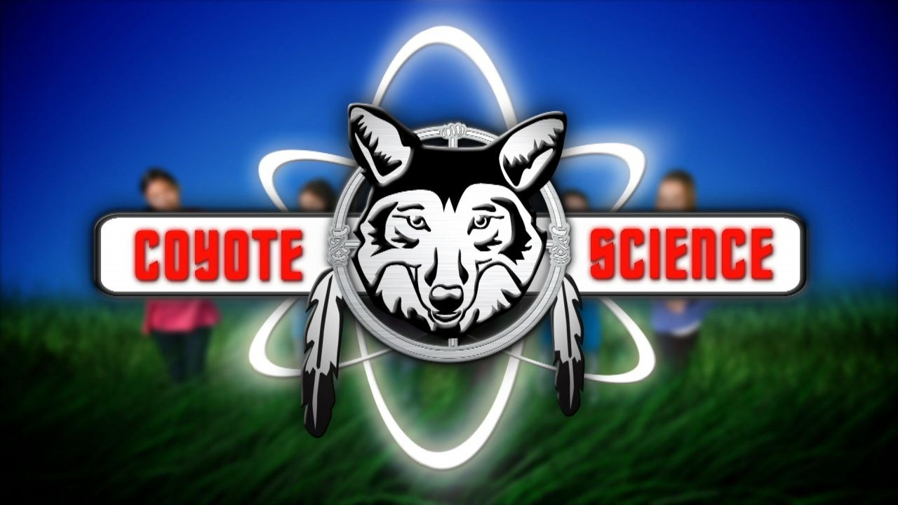 Coyote's Crazy Smart Science Show