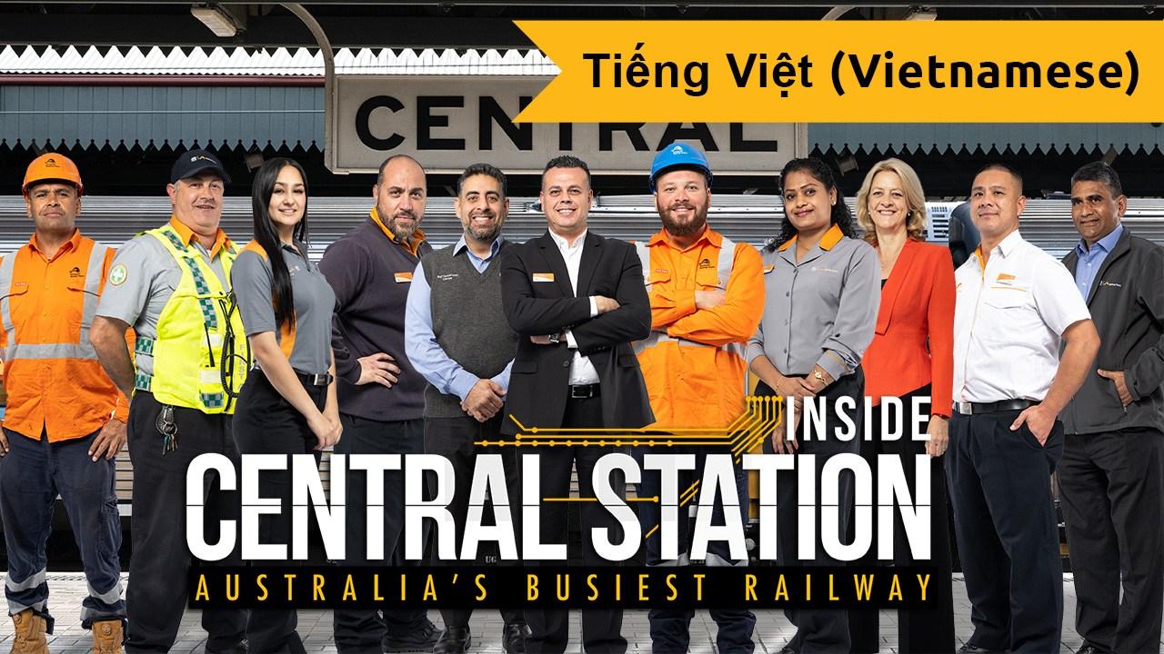Inside Central Station (Vietnamese)