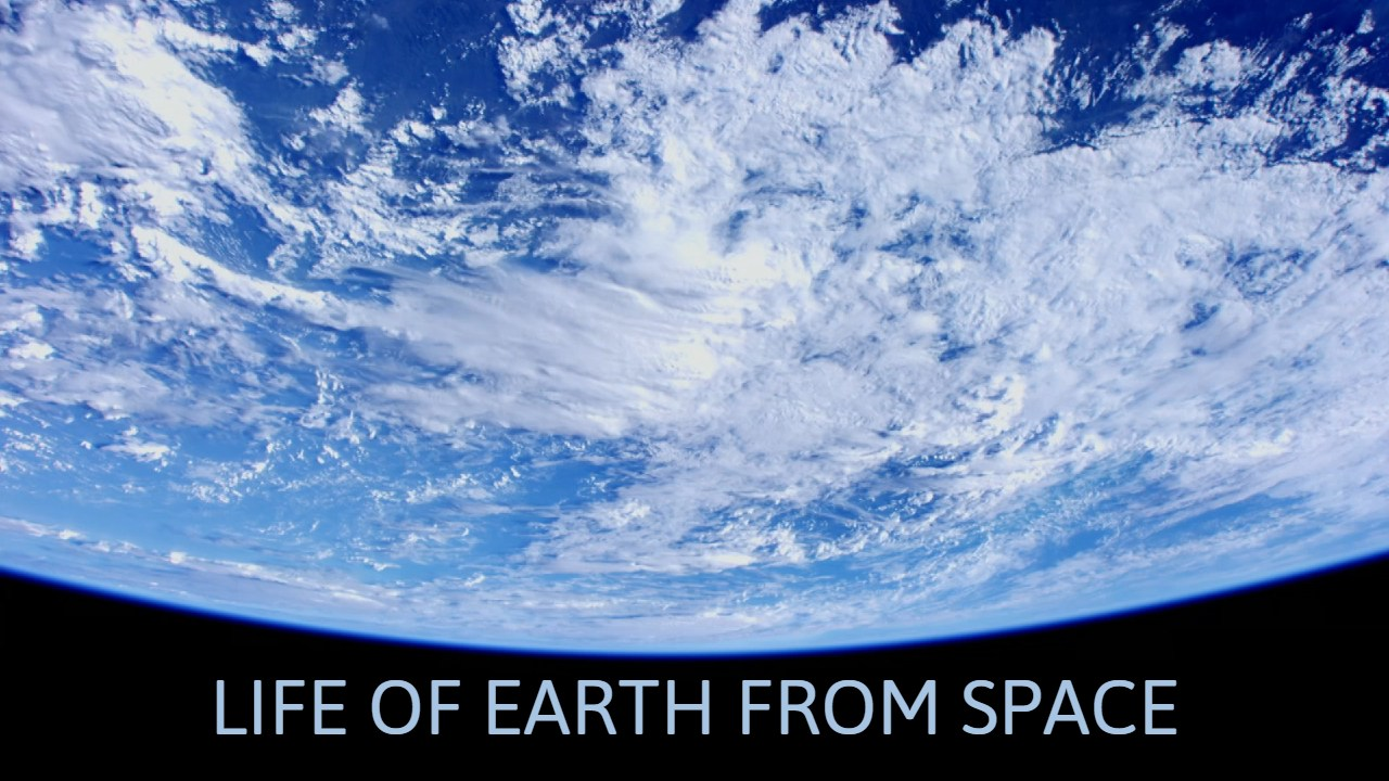 Life Of Earth From Space