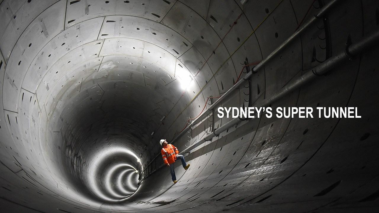 Sydney's Super Tunnel