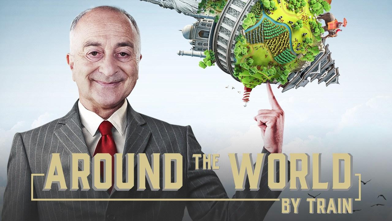 Tony Robinson's World By Rail