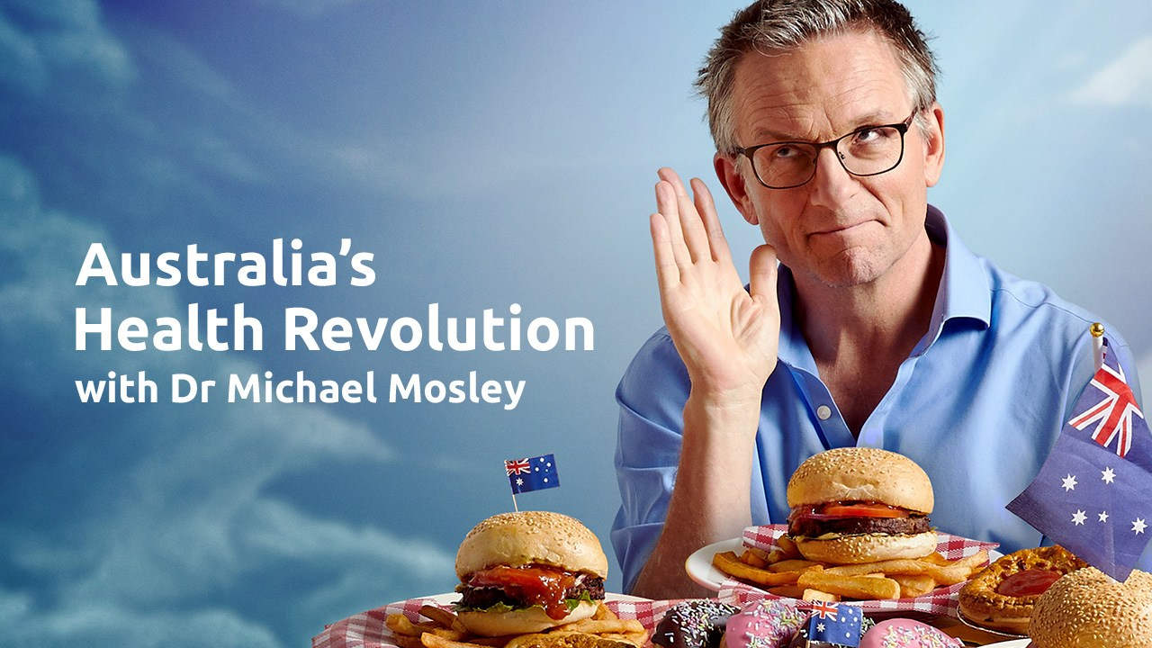 Australia's Health Revolution with Dr Michael Mosley