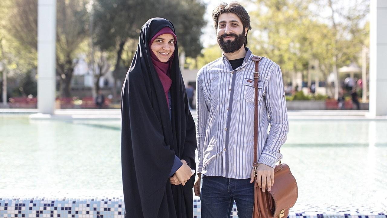 Iran's Dating Revolution