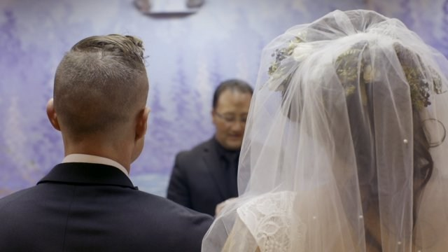 A Mess Of A Wedding