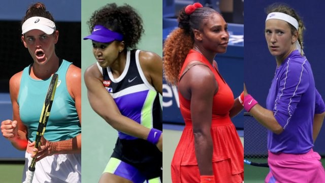 Full replay: Brady v Osaka, Williams v Azarenka - US Open 2020 women's singles semi-finals