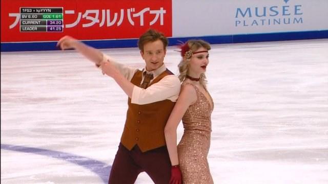 Isu Figure Skating 2020, Grand Prix 3 Rostelecom Cup Part 2