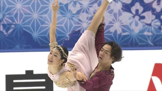 Isu Figure Skating 2020, Grand Prix 4 Japan Part 1