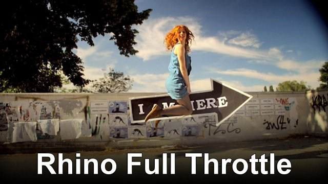 Rhino Full Throttle
