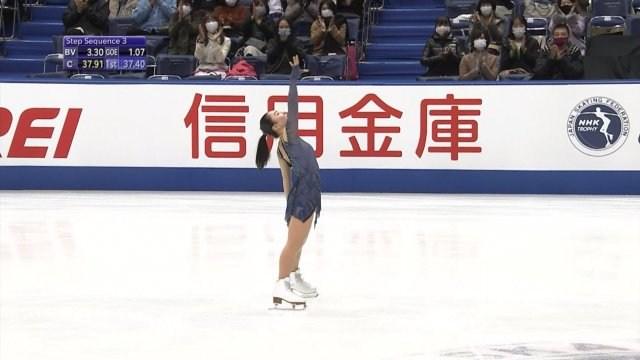 Isu Figure Skating 2020, Grand Prix 4 Japan Part 2