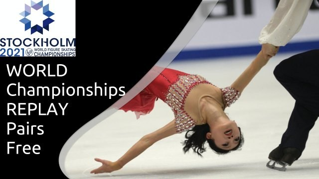 Isu Figure Skating 2021, World Championships Pairs Competition