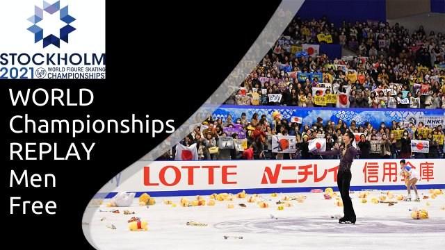 Isu Figure Skating 2021, World Championships Mens Competition
