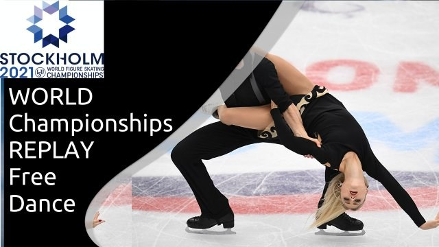 Isu Figure Skating 2021, World Championships Ice Dance