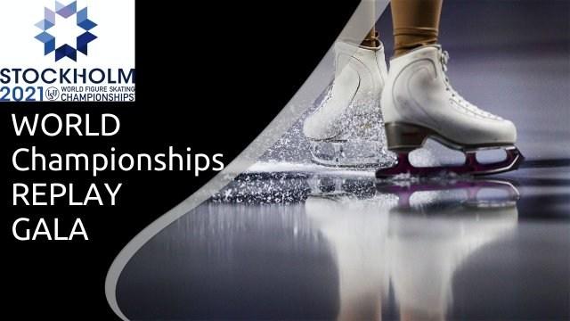 Isu Figure Skating 2021, World Championships Gala