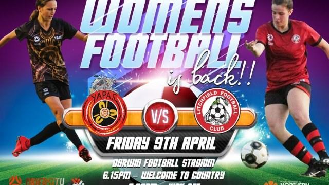 Football NT Women's Premier League S2021 Ep1