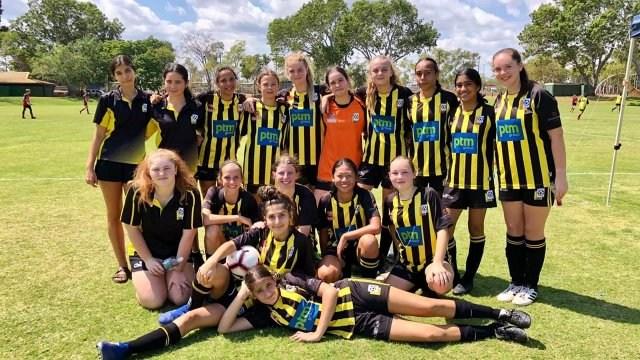 Football NT Women's Premier League S2021 Ep2