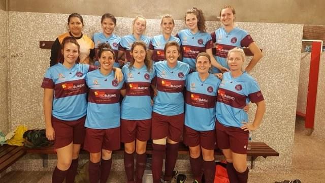 Football NT Women's Premier League S2021 Ep3