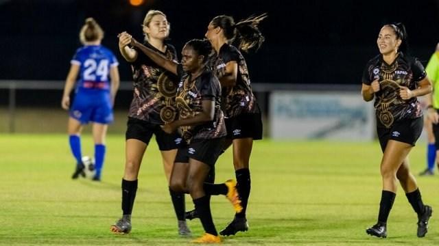 Football NT Women's Premier League S2021 Ep4