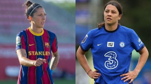 UEFA Women's Champions League final: Chelsea v Barcelona - Replay