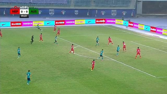 Nepal v Australia - Full match replay: FIFA World Cup qualifier