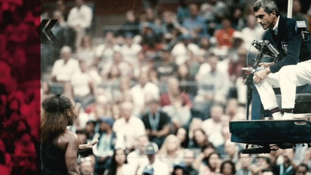 Serena Vs The Umpire