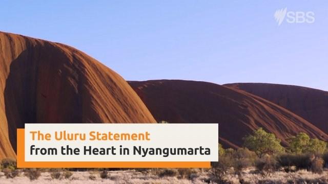 Uluru Statement from the Heart in Nungyarmarta