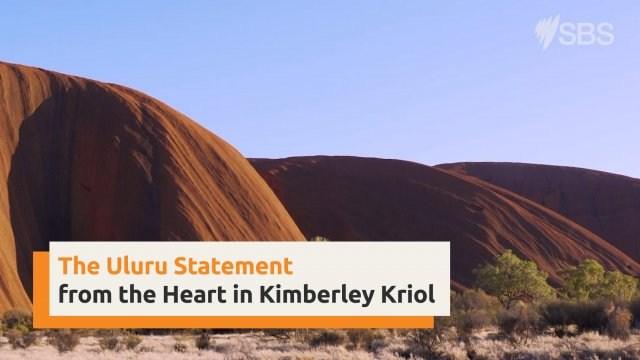 Uluru Statement from the Heart in Kimberley Kriol