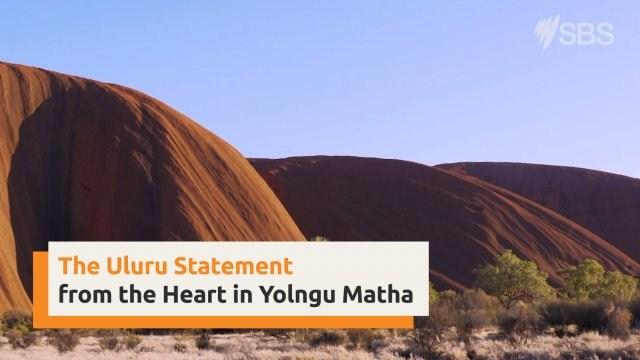 Uluru Statement from the Heart in Yolgnu Matha