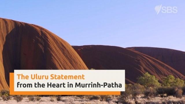 Uluru Statement from the Heart in Murrinh Patha