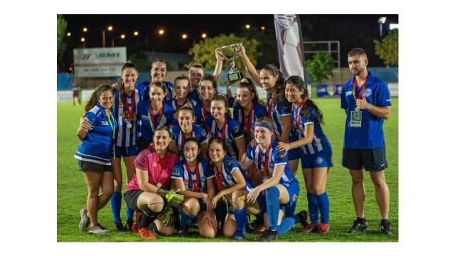 Football NT Women's Premier League S2021 Ep5