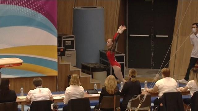 Artistic Gymnastics World Challenge Cup S2020 Ep13 - Gymnastics: Artistic Gymnastics, World Challenge Cup, Varna, Part 1