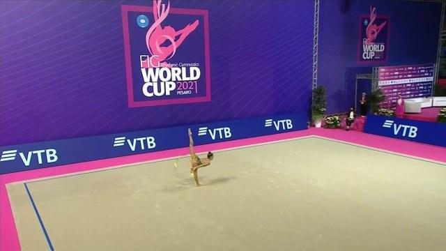 Rhythmic Gymnastics World Cup Pesaro S2020 Ep12 - Gymnastics: Rhythmic Gymnastics World Cup Series, Pesaro