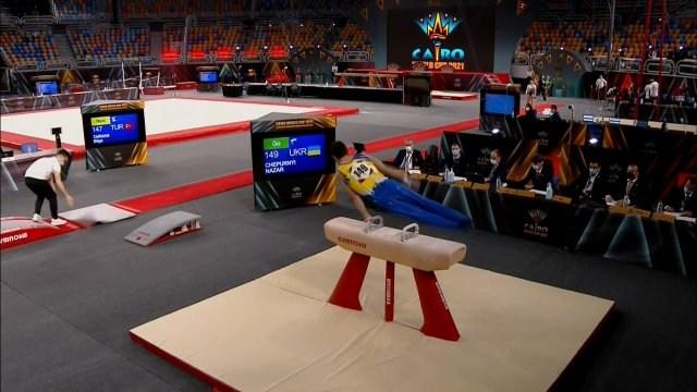 Gymnastics: Artistic World Challenge Cup S2020 Ep16 - Gymnastics: Artistic World Challenge Cup Series, Cairo, Part 1