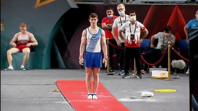 Gymnastics: Artistic World Challenge Cup S2020 Ep17 - Gymnastics: Artistic World Challenge Cup Series, Cairo, Part 2