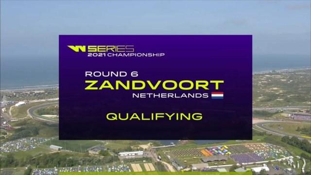 Round 6 Qualifying