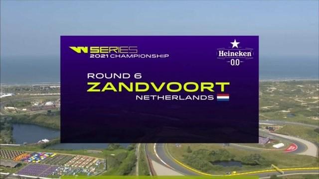 Round 6 Race