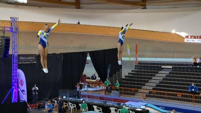 Gymnastics: Trampoline World Cup S2020 Ep18 - Gymnastics: Trampoline World Cup Series, Portugal