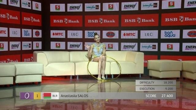 Rhythmic Gymnastics World Cup Bulgaria S2020 Ep19 - Gymnastics: Rhythmic Gymnastics World Cup Series, Belarus