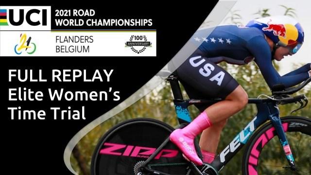 Women Elite Individual Time Trial