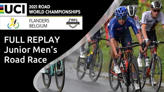 , Men Junior Road Race