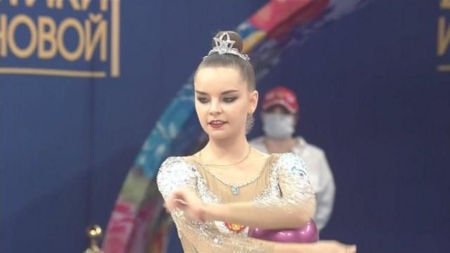 Rhythmic Gymnastics World Challenge Cup S2020 Ep20 - Gymnastics: Rhythmic Gymnastics World Challenge Cup Series, Russia