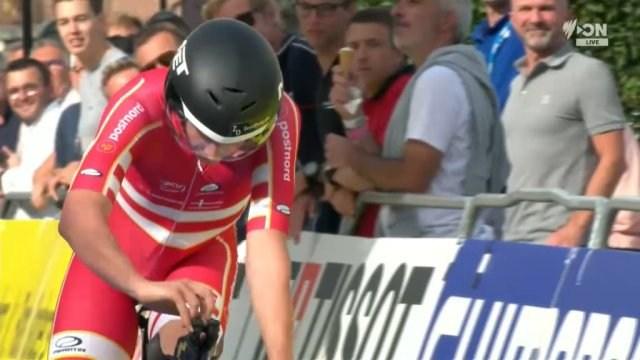 Highlights - Junior Men's time trial world championships