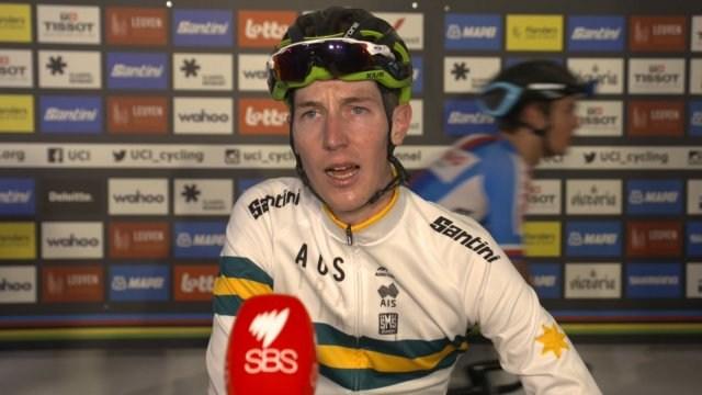 Aussie riders reflect on U-23 road race