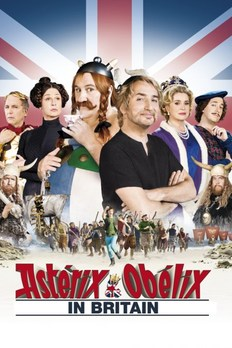 Asterix And Obelix In Britain
